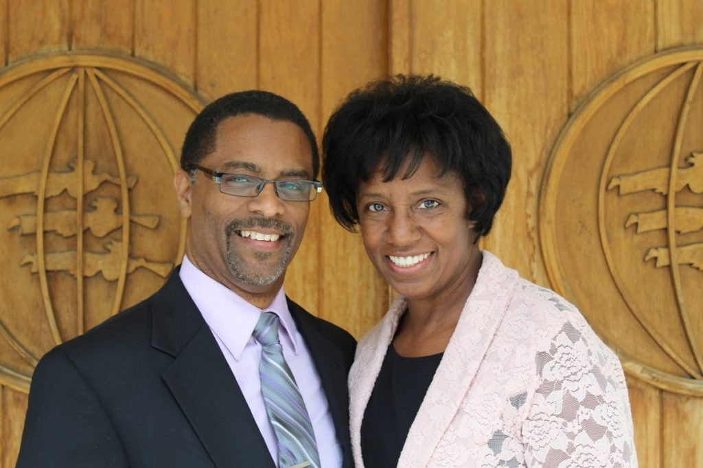 Randy and Suzette Maxwell